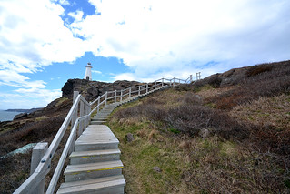 St. John's, Cape Spear. New Lighthouse. | by SvenBergström