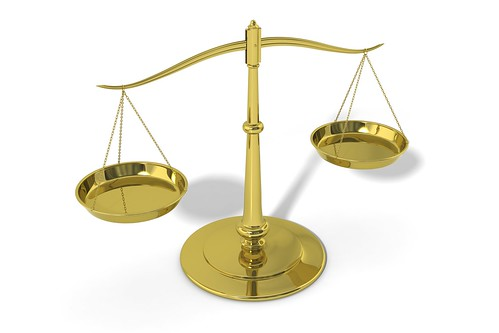 Balance Scales (Ethics) | by The Open University (OU)