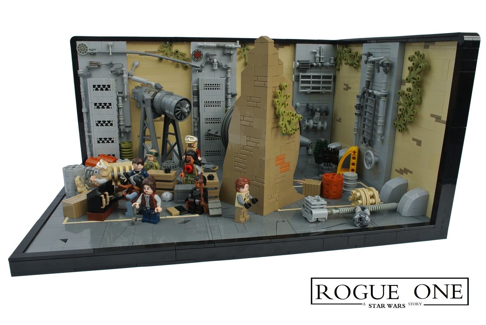 IdS MOC Olympics Round 3: Rogue One