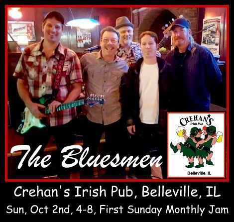 The Bluesmen 10-2-16