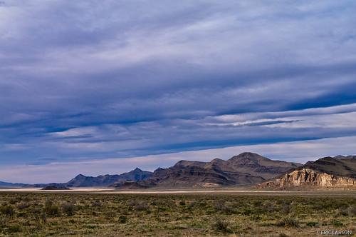 Blind Valley, Ibex climbing area