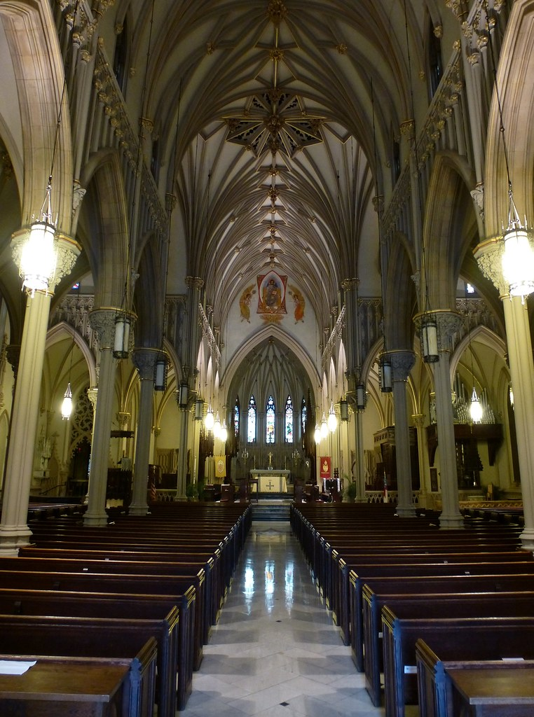 garden city ny cathedral of the incarnation interior flickr
