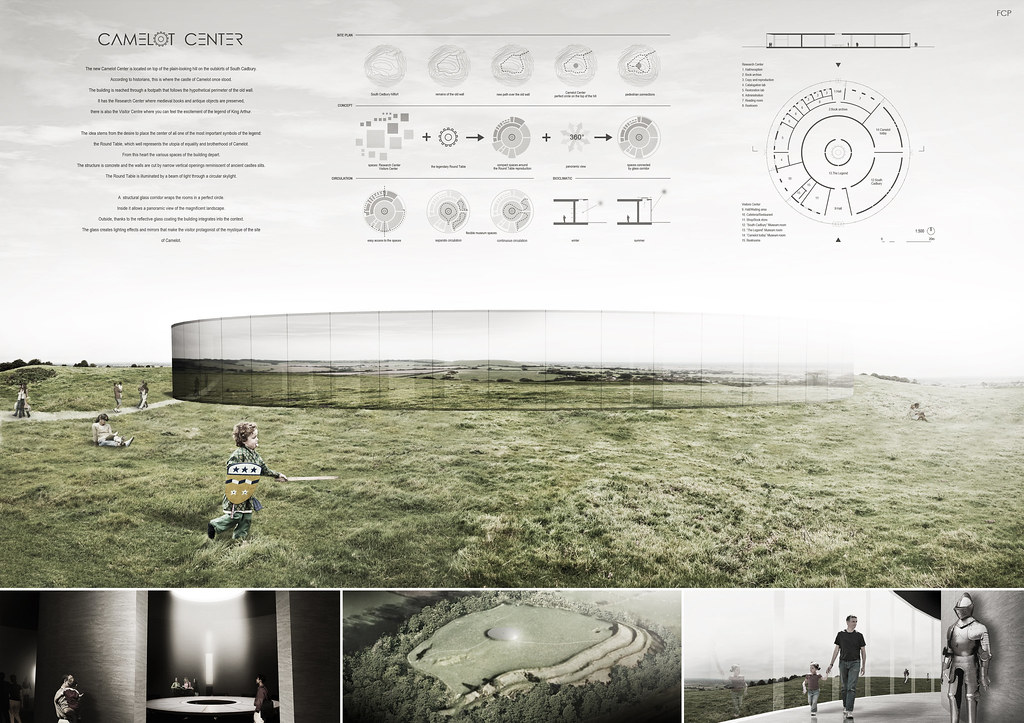 Fcp rdyea crvc project archmedium concursos de for U of m architecture
