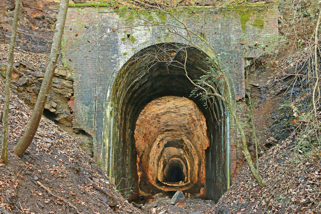 Pigeon Mountain Pigeon Mountain Tunnel Pigeon