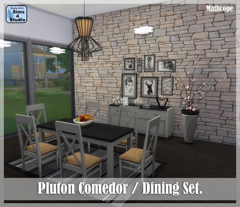 Comedor Pluton