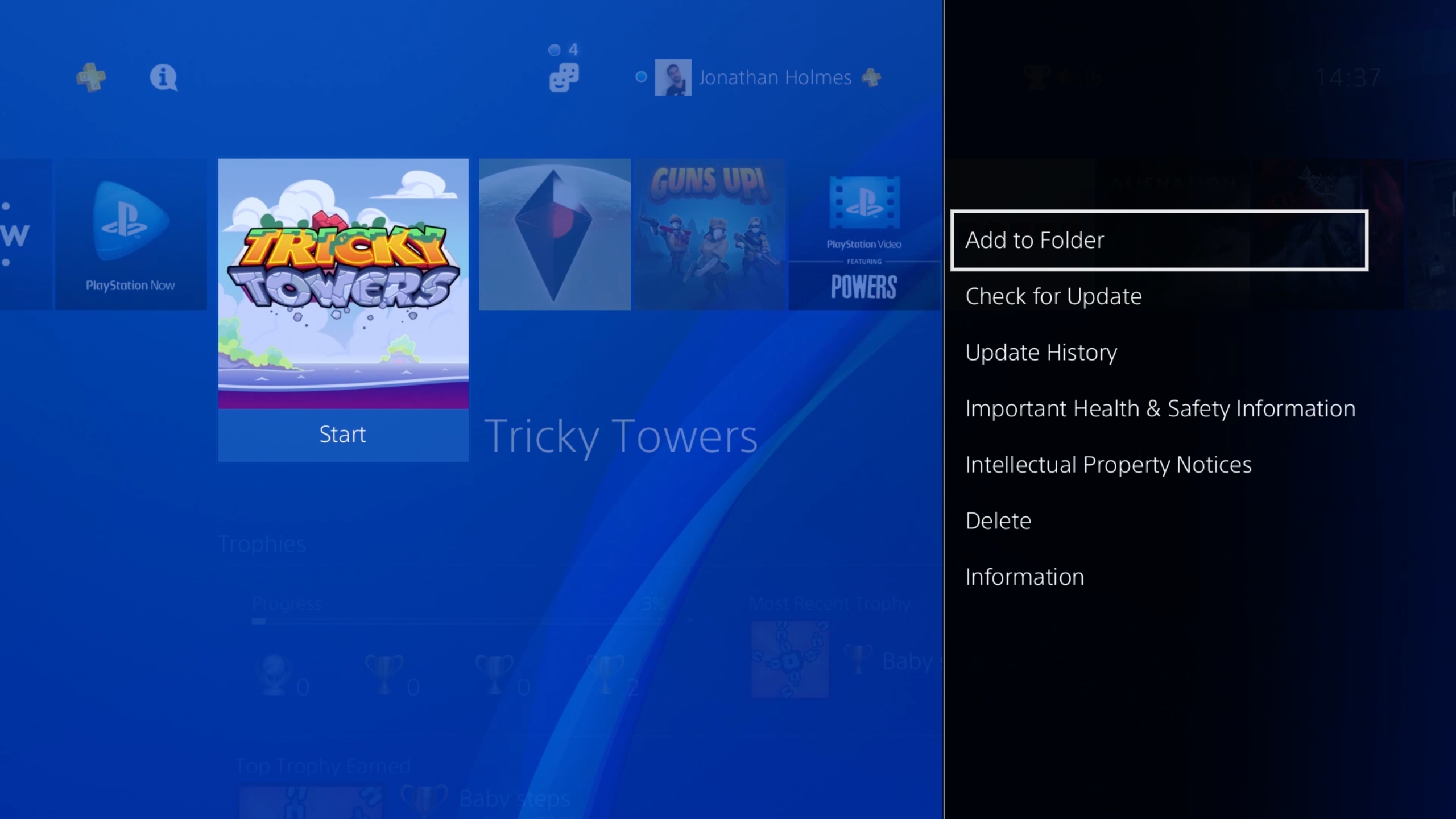 how to organise your games and apps with ps4 folders playstation