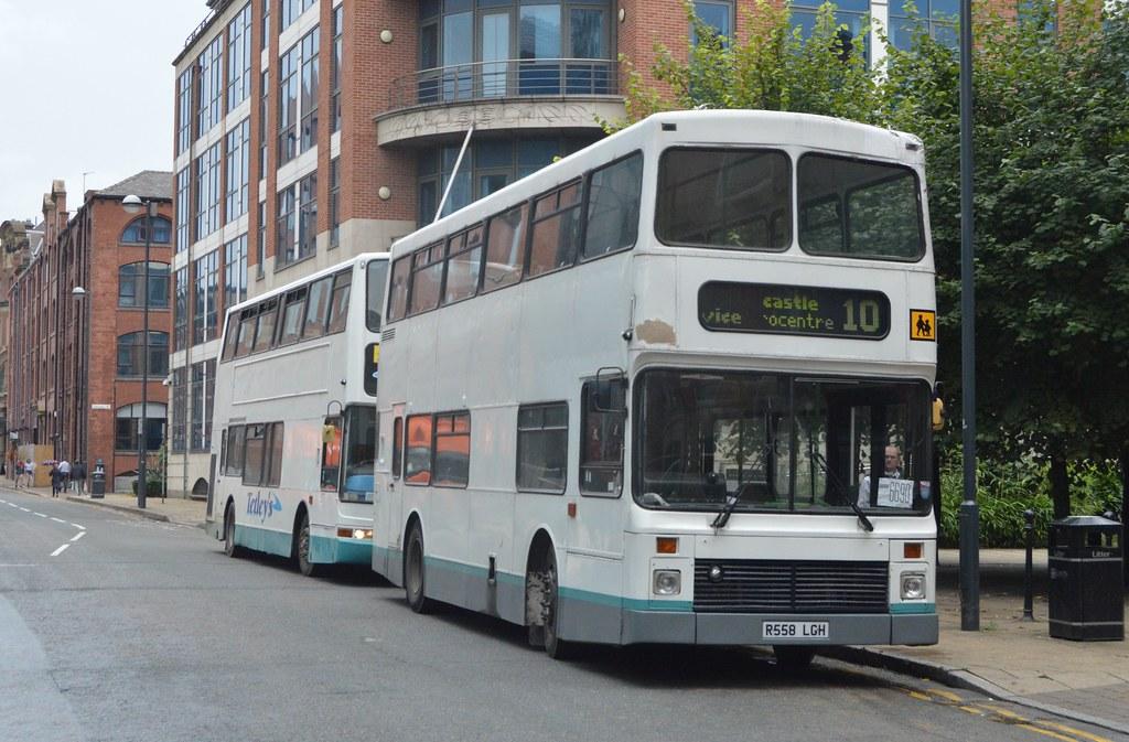 R558 Lgh Tetley Leeds Tetley S R558 Lgh Is A Volvo