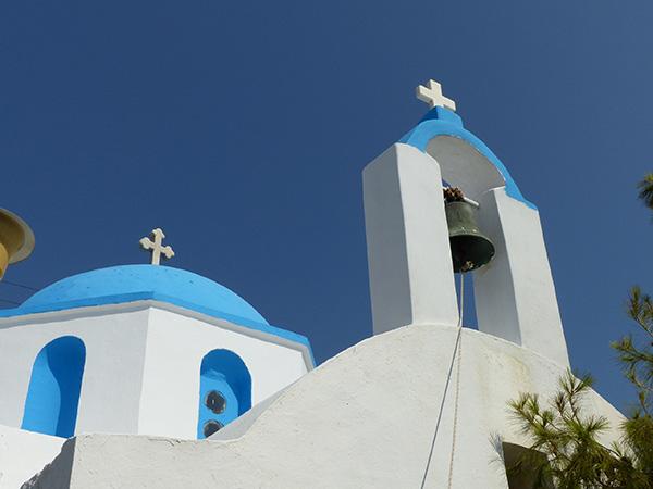 l'église de Naxos