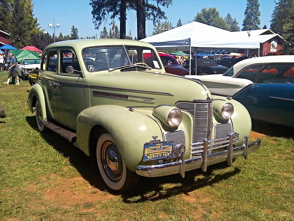 4 Series Sedan >> 1939 Oldsmobile Series 70 Four-Door Sedan   At Roamin' Angel…   Flickr