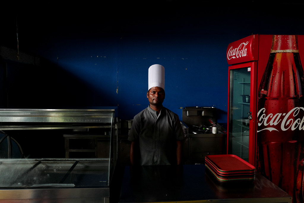 Hyderabadi Chef