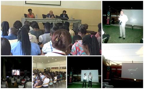 II Festival de Cine Mexicano en Ghana