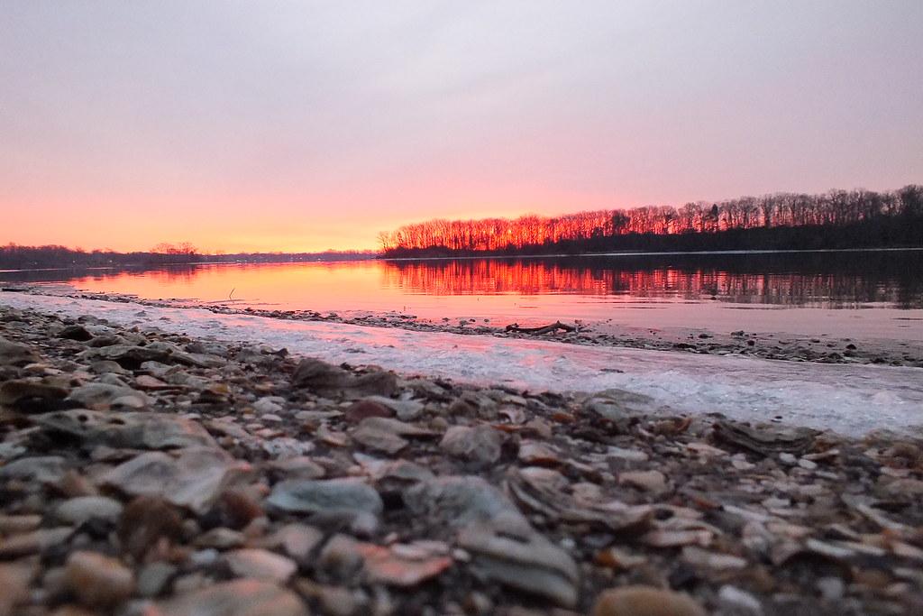 Photo of coast by Karen McDonald
