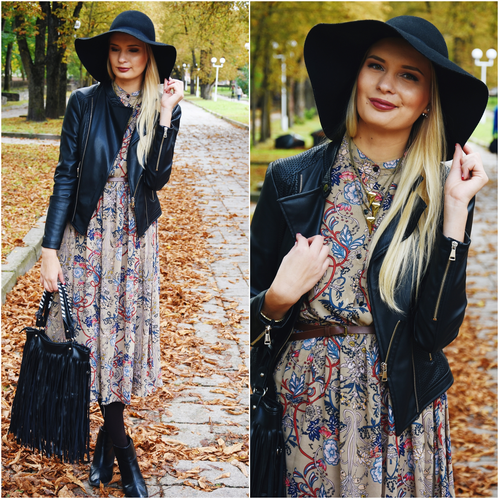 Styling a vintage inspired dress