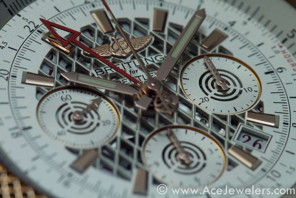 Breitling For Bentley B04 Gmt Ace Jewelers Flickr