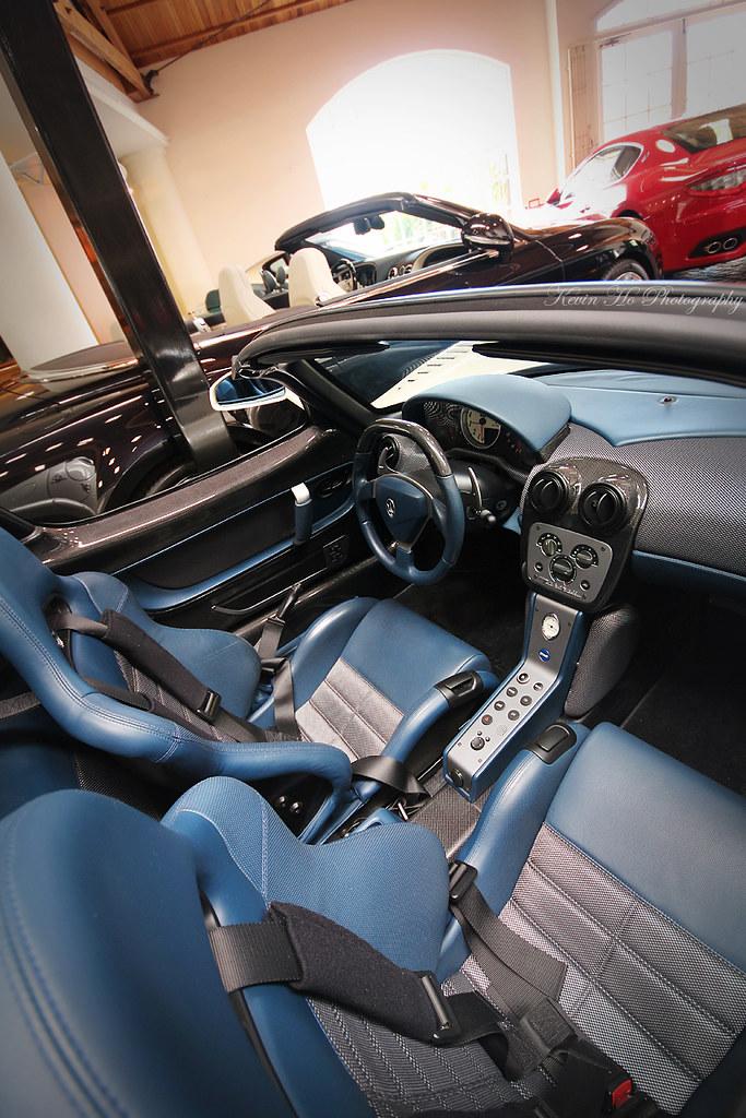 Maserati Mc12 Symbolic Motor Car Company Panels Of Carbo Flickr