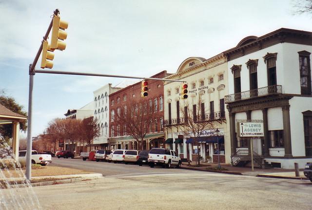 Downtown Eufaula Al Flickr Photo Sharing