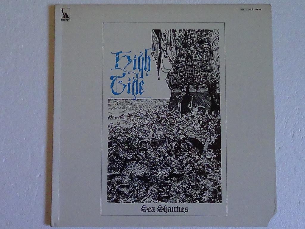 High Tide Sea Shanties Vinyl Records Lp Cd On Cdandlp
