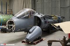 ZD461 51A - P51 - Royal Air Force - British Aerospace Harrier GR9A - 130526 - Duxford - Steven Gray - IMG_0709
