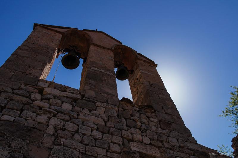 Espadaña de Sant Andreu de Farena