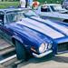 Blue Split Bumper Camaro II
