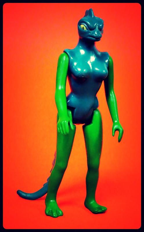 My Battlestar Galactica Figures 29527473304_f8506ddf6c_c