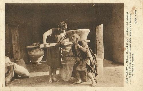 Bruto Castellani in Quo vadis (1913)