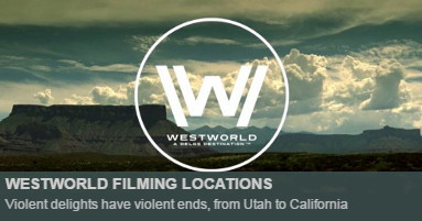 Westworld Locations
