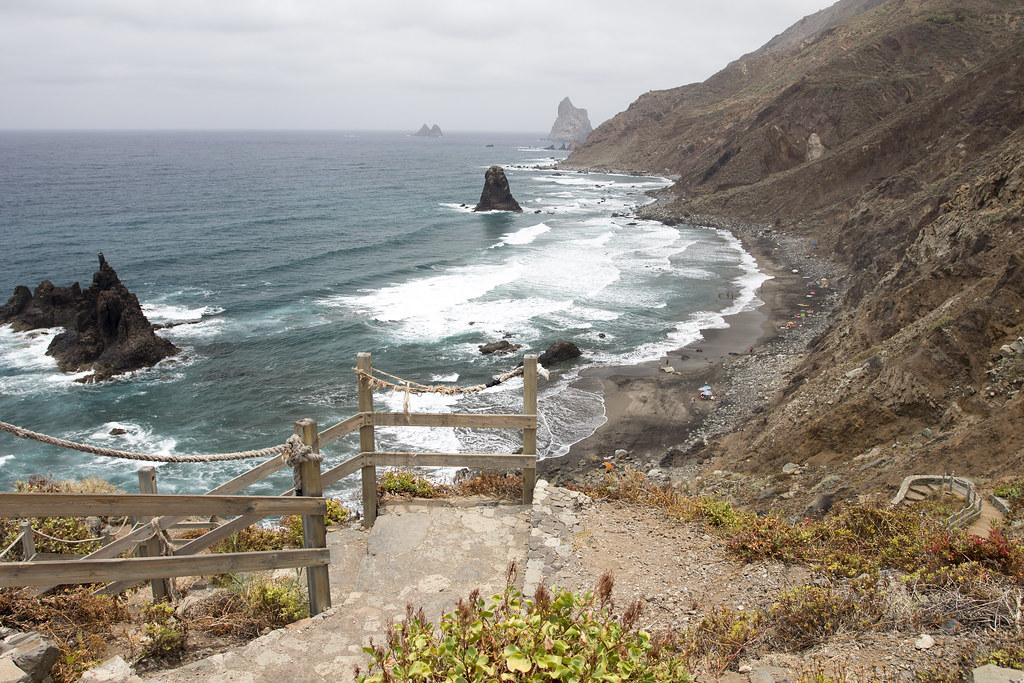 Playa de Benijo Landscape - Tenerife
