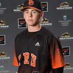 Austin Dundas, WolfPack Baseball