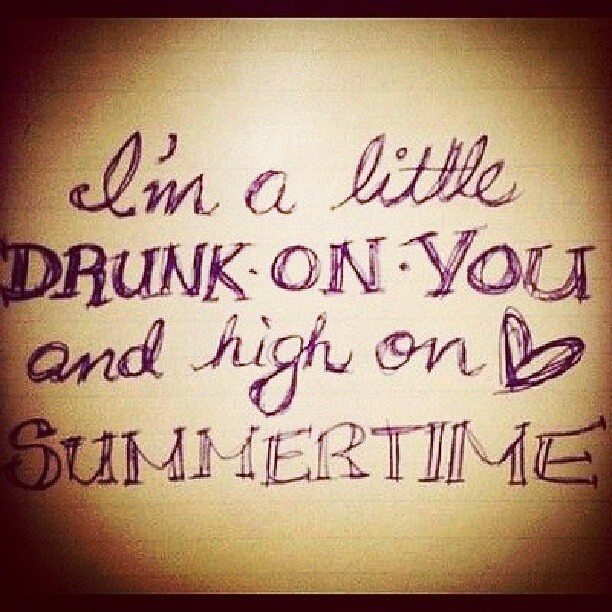 @pinquotes #song #lyrics #country #drunkonyou #summer #me