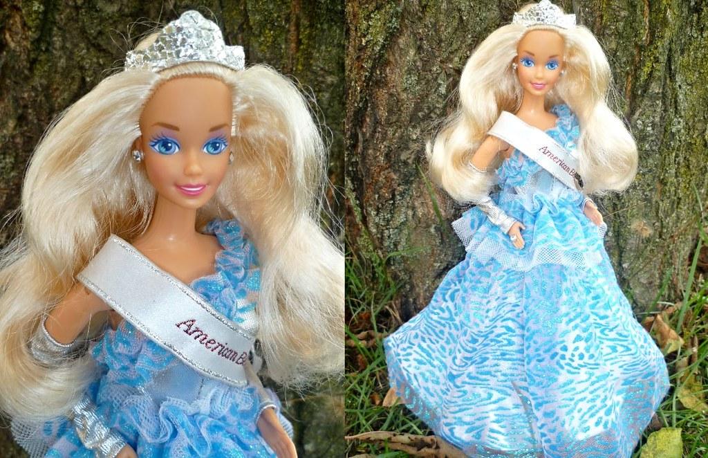 American Beauty Queen Barbie Doll