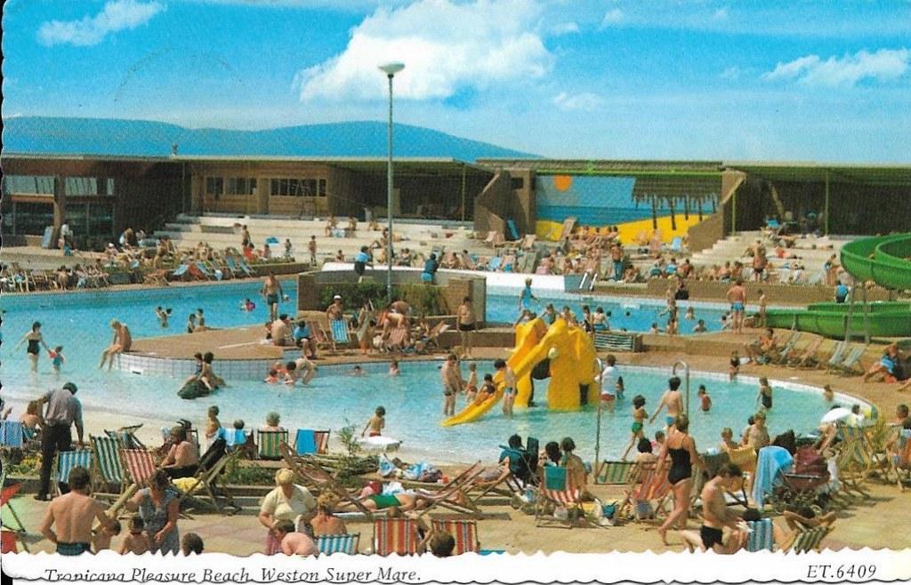 Tropicana Pool Weston Super Mare Trainsandstuff Flickr