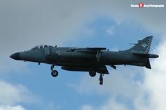 ZH796 001 L - NB01 - Royal Navy - British Aerospace Sea Harrier FA2 - Fairford RIAT 2005 - Steven Gray - DSCF2800