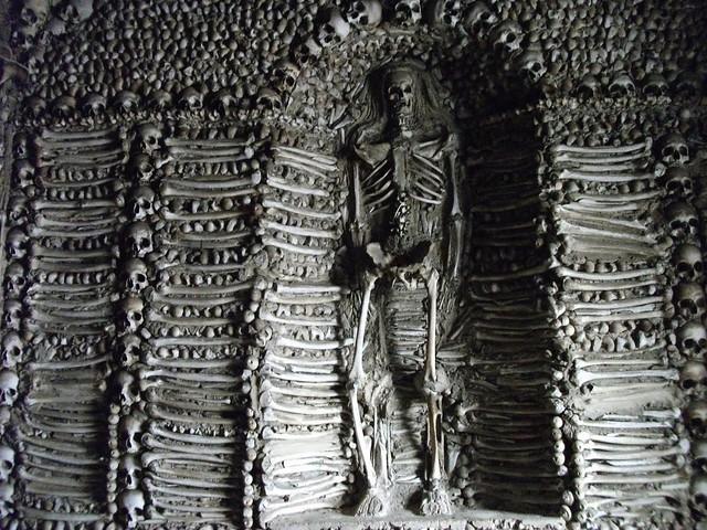 Capilla de los huesos de Campo Maior (Portugal)