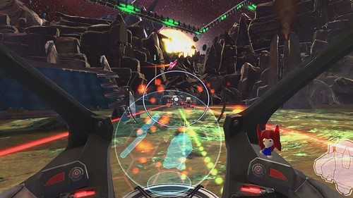 Super Stardust Ultra VR | by PlayStation.Blog