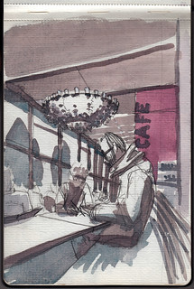 USk Drink&Draw, Café Stanton, Cologne