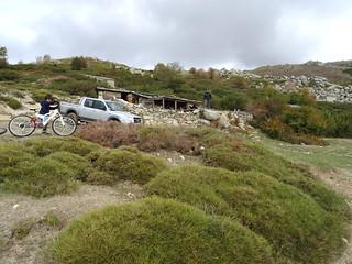 Bergeries de Chiralbedda : une bergerie active !
