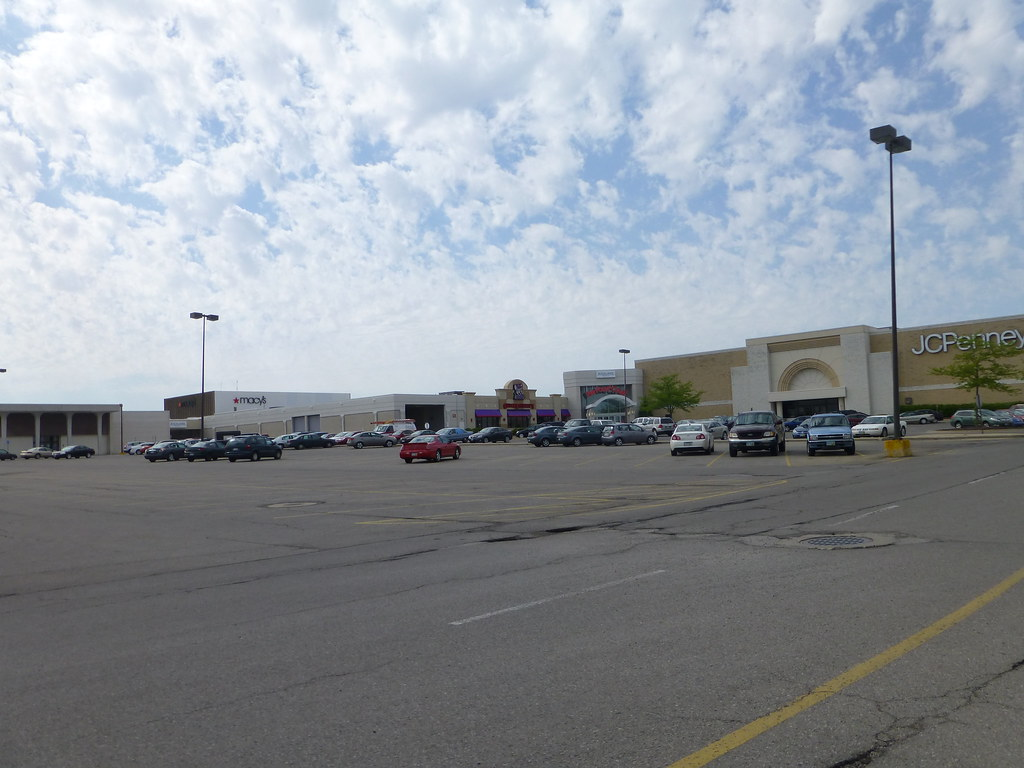 Richland Mall in Mansfield (Ontario), Ohio | Sears, Macy's ...