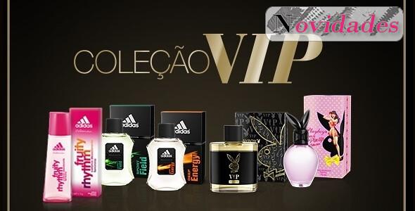 Conheça a Coleção VIP, com as marcas importadas e mais desejadas