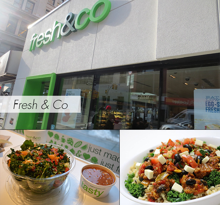 7 Restaurants With Healthy Food In New York