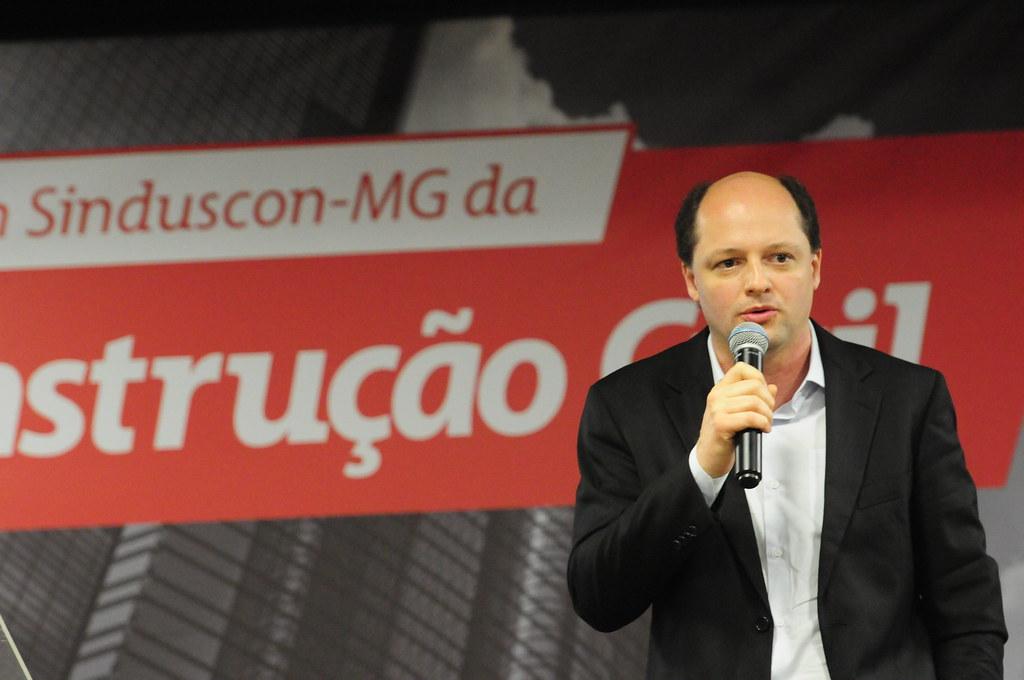 Carlos Martins, da Kinea Investimentos (Gladyston Rodrigues/Sinduscon-MG)