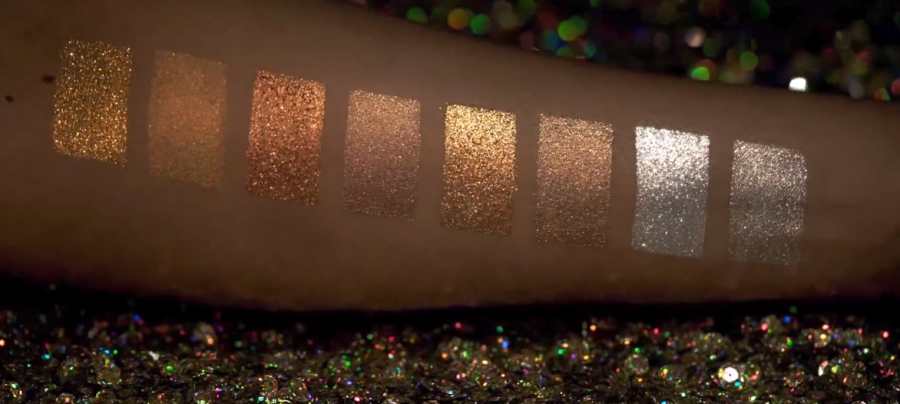 Pat McGrath Metalmorphosis Swatches
