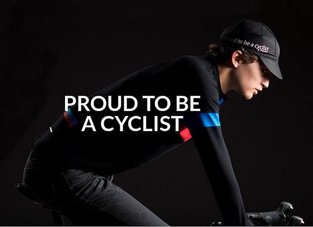 Transparent, ropa ciclista casual fabricada en España
