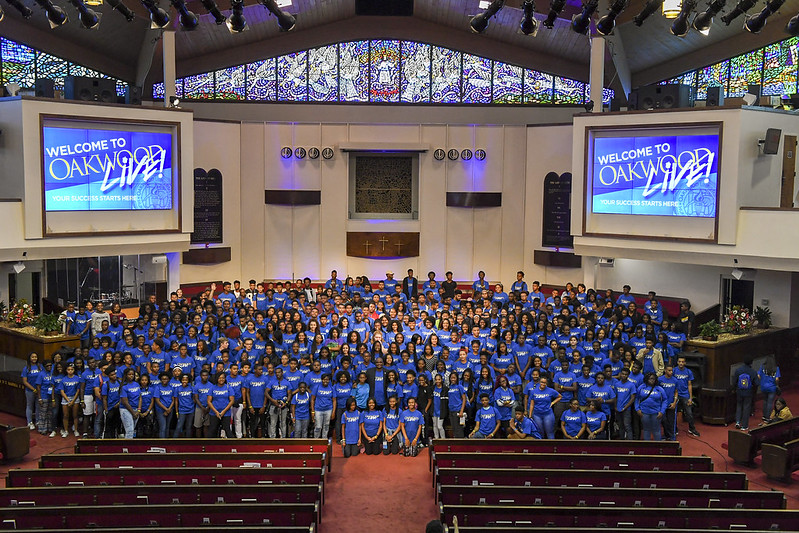 Oakwood Live 2016 Chapel