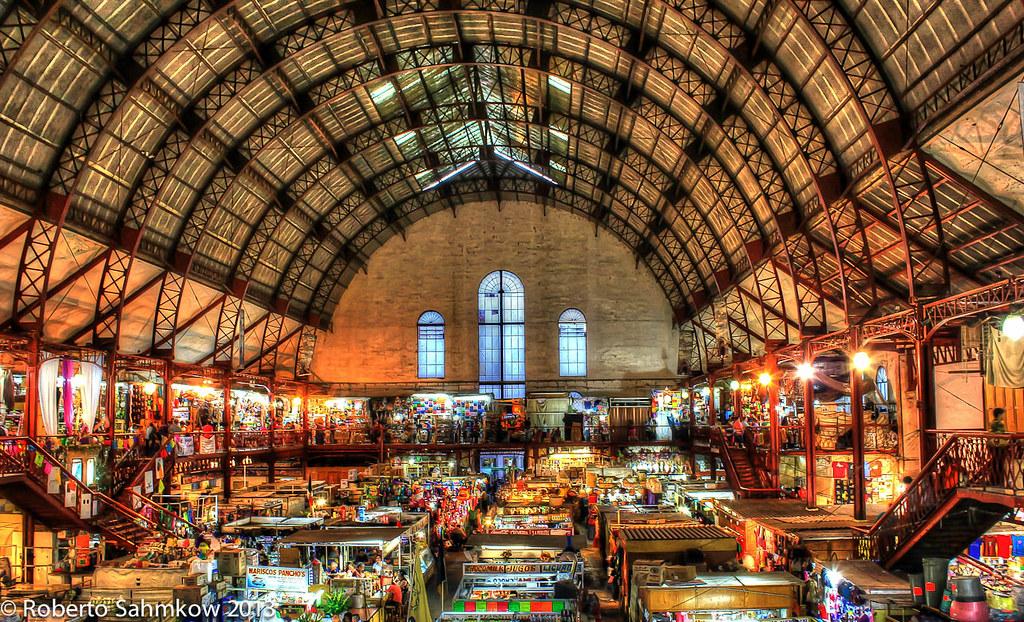 Mercado Hidalgo Hidalgo Market Guanajuato M 233 Xico Flickr