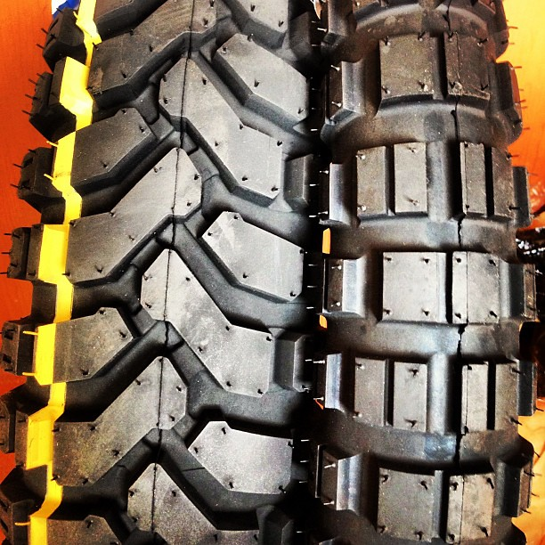 New Tires Mitas Mitastires E07 E09 Dualsport Drunke