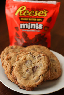 Reese's Peanut Butter Cup Cookies | by niftyfoodie
