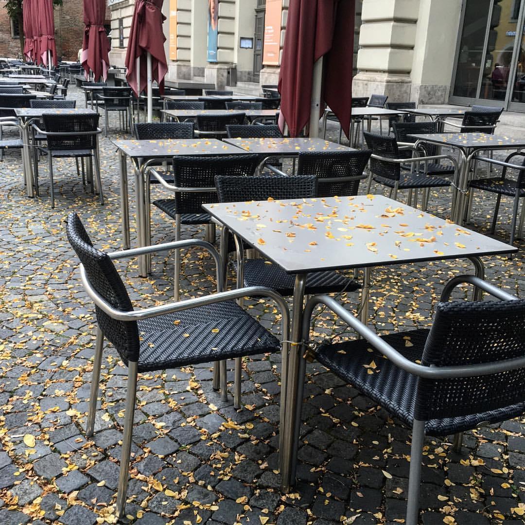 Soon it'll be fall // В такие дни как сегодня чувствуется, что лето кончается...