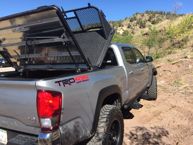 Toyota Tacoma Bed Cover