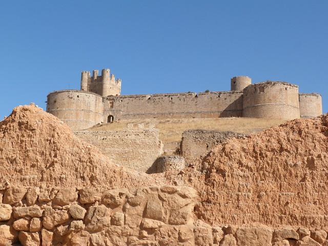 Castillo de San Baudelio de Berlanga (Soria, Tierras de Berlanga)